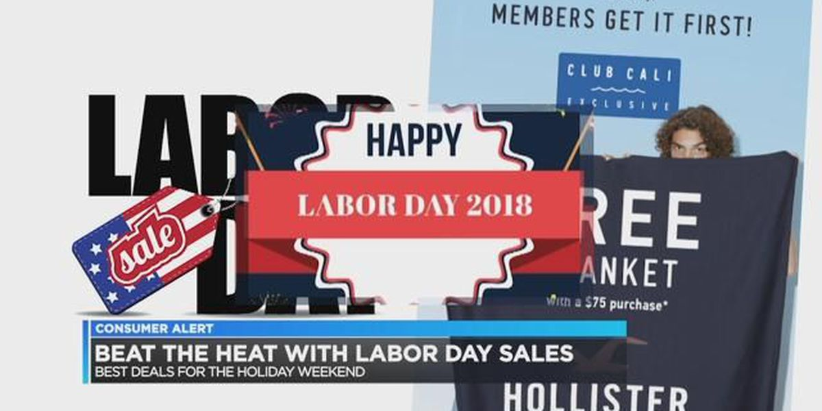 Simply Money: Beat the Heat with Labor Day Sales