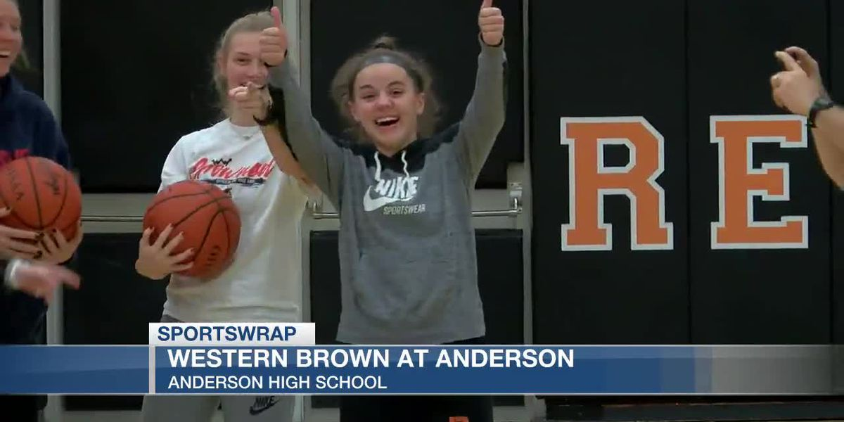 Western Brown wins at Anderson
