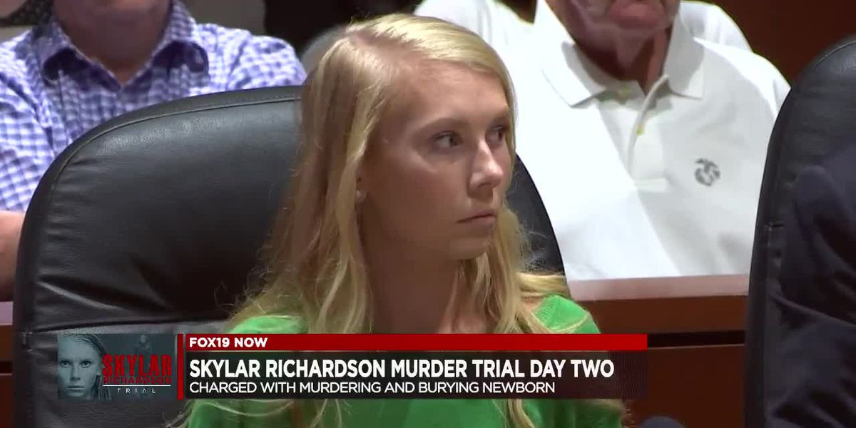 Trial of young woman accused of killing and burying her newborn begins in Warren County