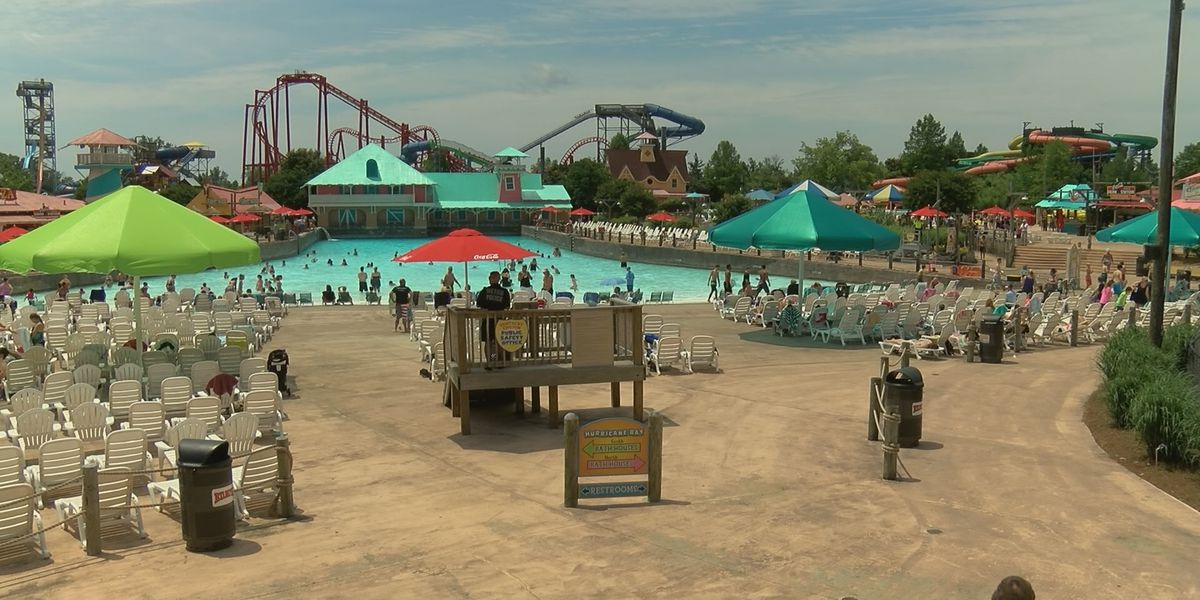 1 person taken to hospital following incident on Kentucky Kingdom water ride