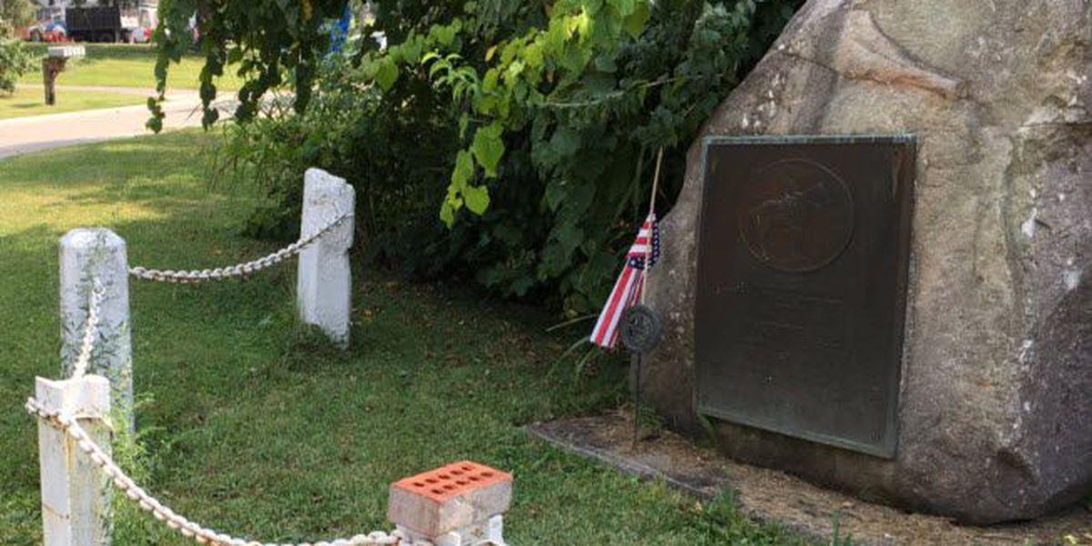 Ohio Confederate monument removed overnight
