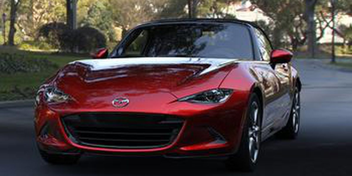 Mazda issues recall of 14k Miatas