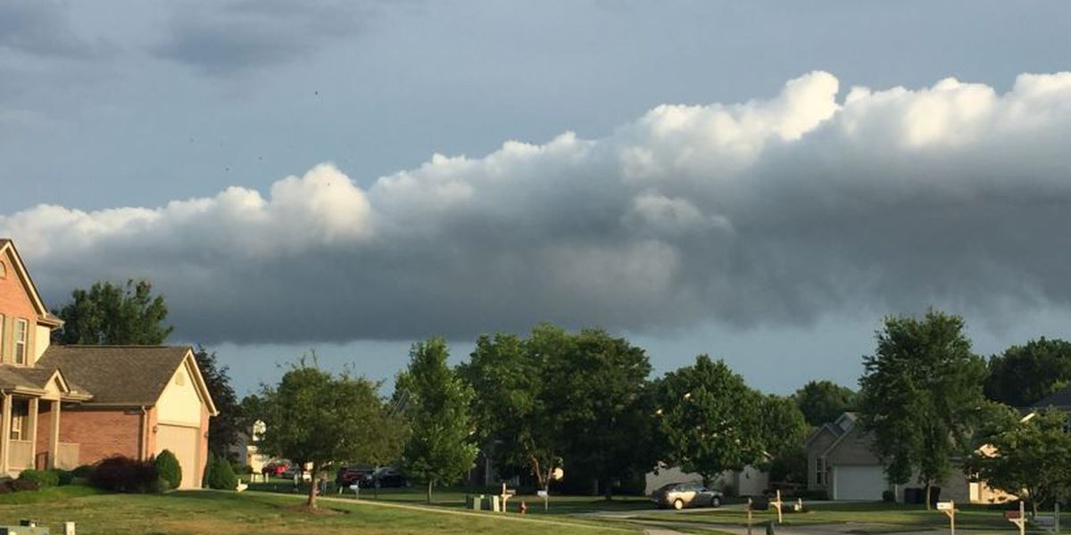 Gallery: Unusual clouds spotted over Tri-State