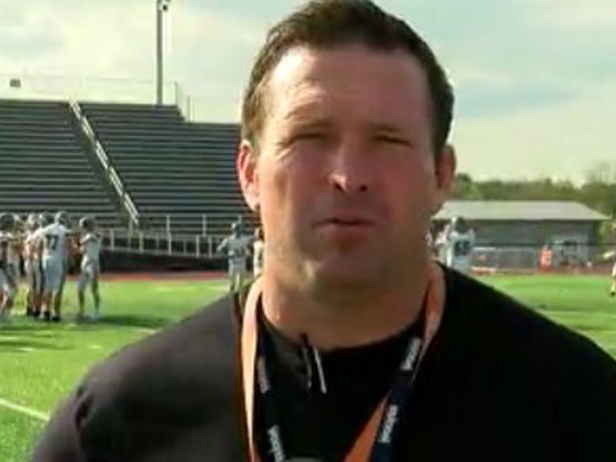 Family asks for prayers after Tri-State football coach hospitalized with pneumonia, COVID-19 symptoms