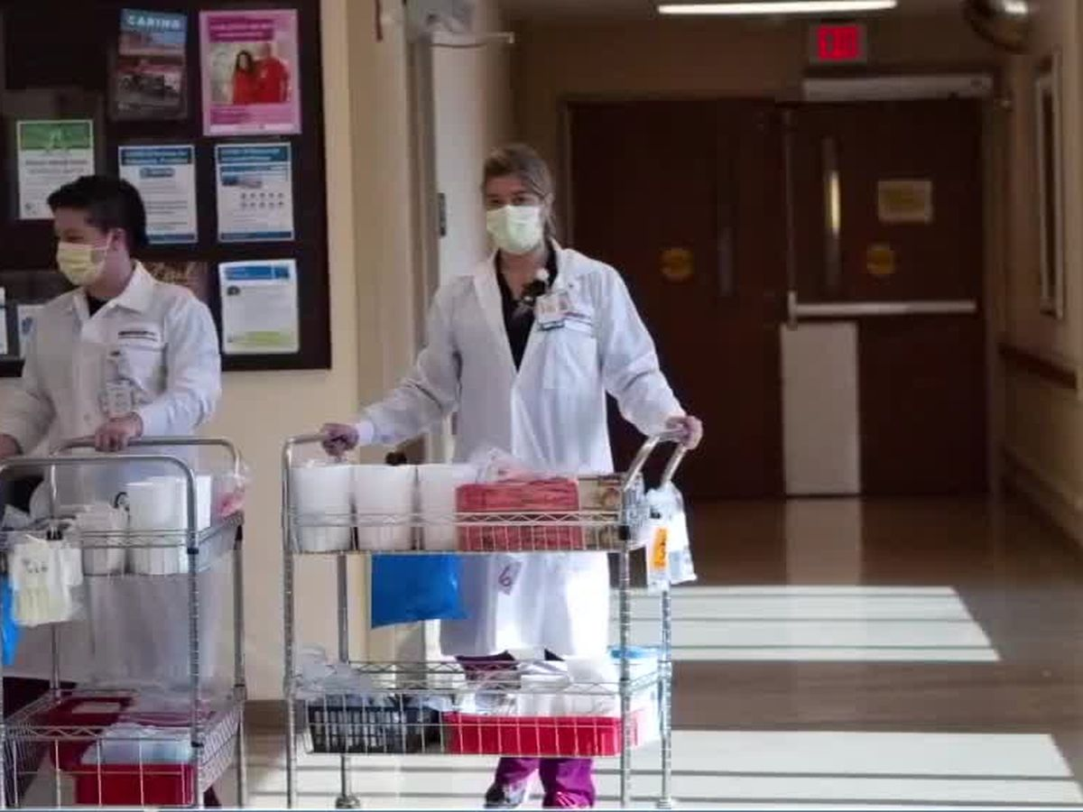 Atrium pulls administrative staff to help nurses amid COVID-19 pandemic