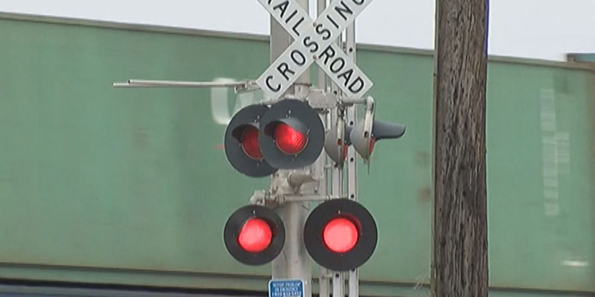 Coroner responds to report of person struck by train in Butler County