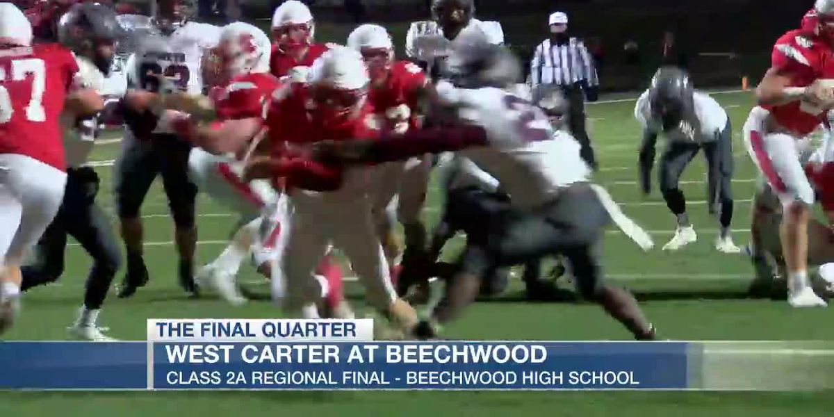 Beechwood heads back to state semifinals with big win