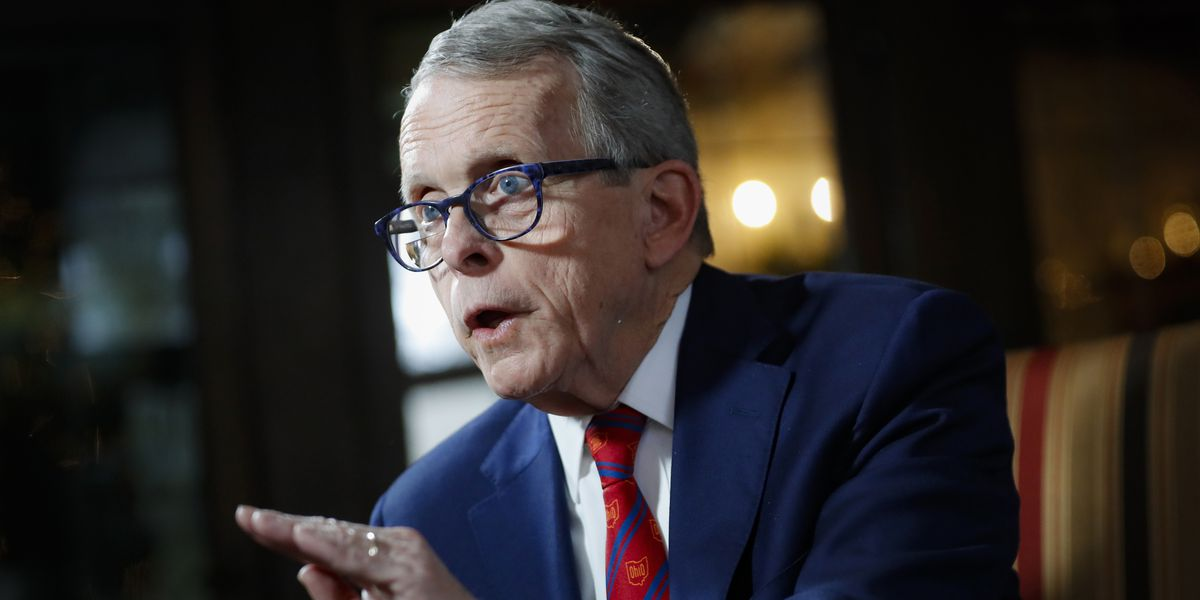 LIVE: Gov. DeWine delivers rare evening address on vaccine rollout, health orders