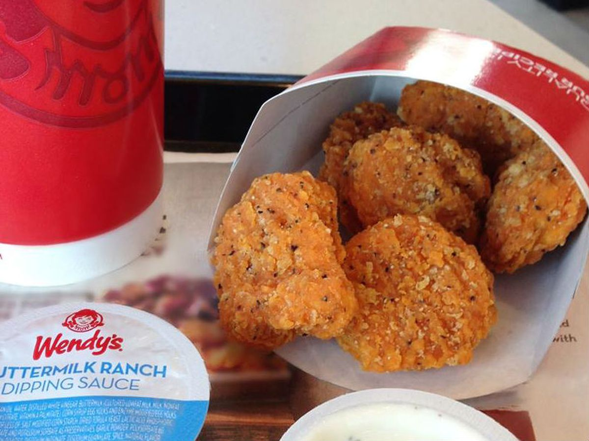 Wendy's spicy chicken nuggets are returning this August