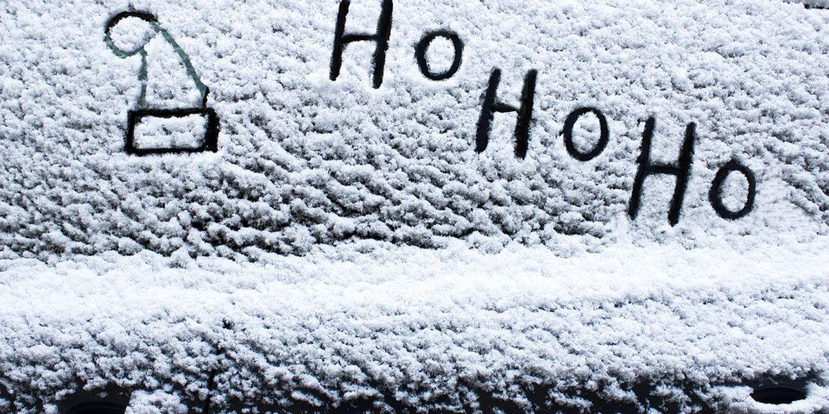 Way out on edge of predictability, models hint at Christmas snow showers