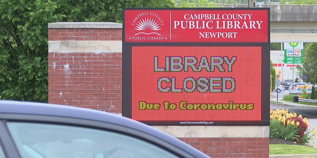 Libraries in the Tri-State begin reopening phases
