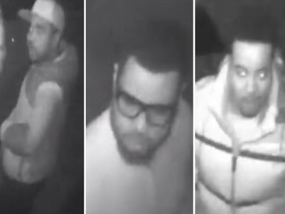 Police trying to identify 3 suspects in connection with West Chester shooting