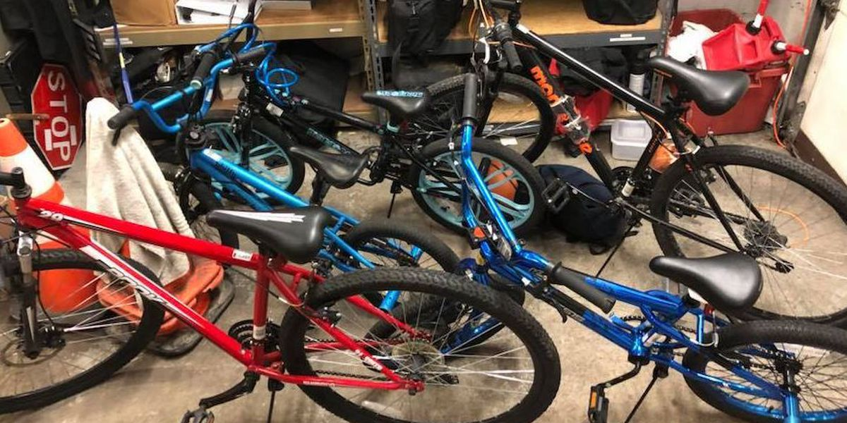 Trespassing teens lose their bikes after police crash pool party