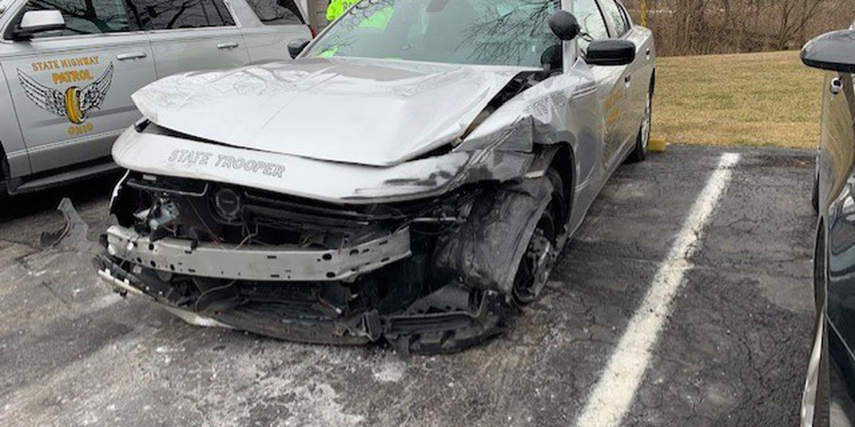 OSP: Impaired driver damages several cruisers during chase through Butler, Warren counties