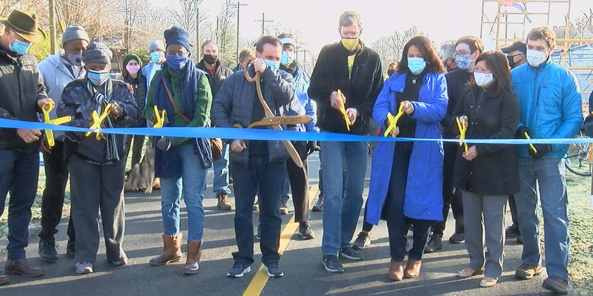 Next phase of Wasson Way Trail opened Saturday