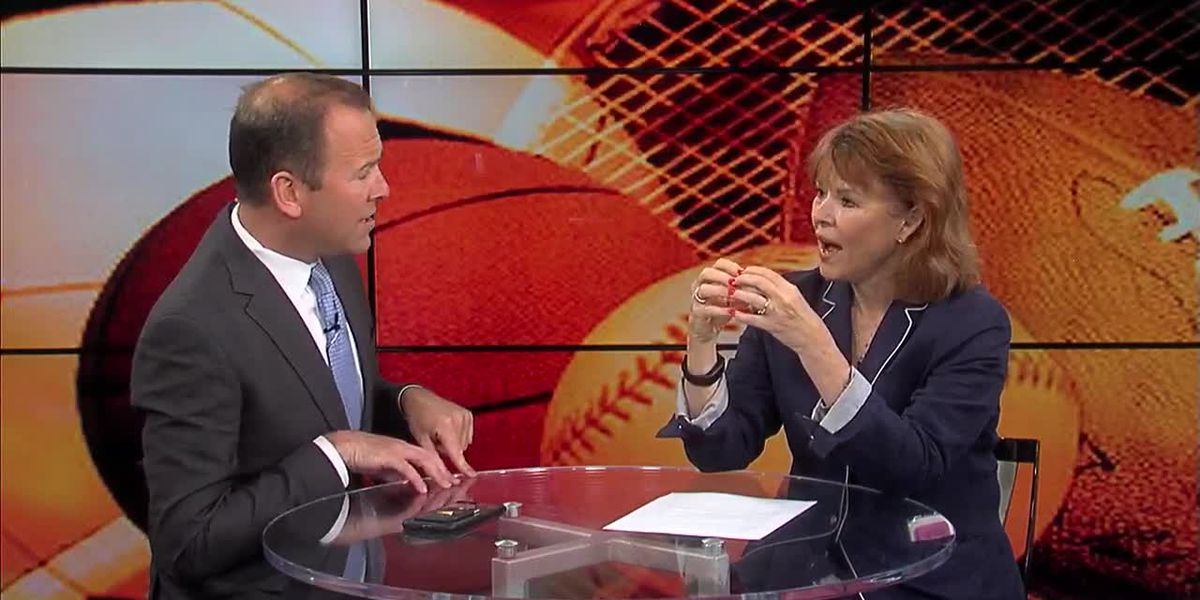 Sports Extra with Betsy Ross