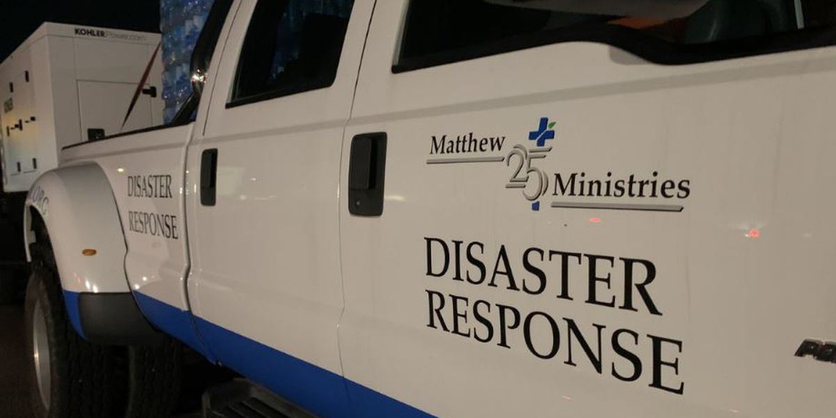 Matthew 25: Ministries heading to Texas after winter storm