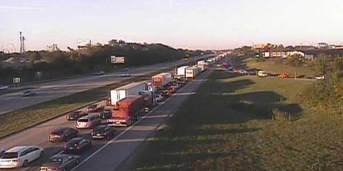 SB I-71 fully reopens from Mason crash