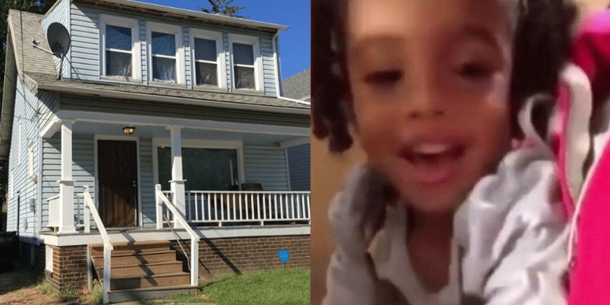 The search for a gunman that killed a sleeping 6-year-old continues in Cleveland