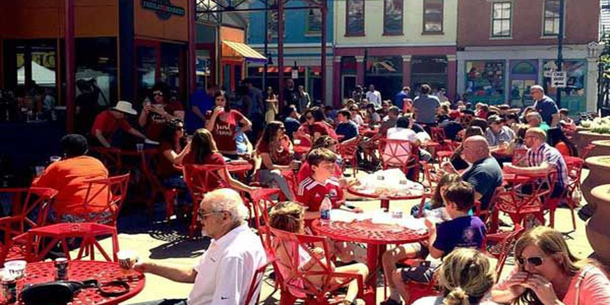 Findlay Market still celebrating Opening Day — even without a parade