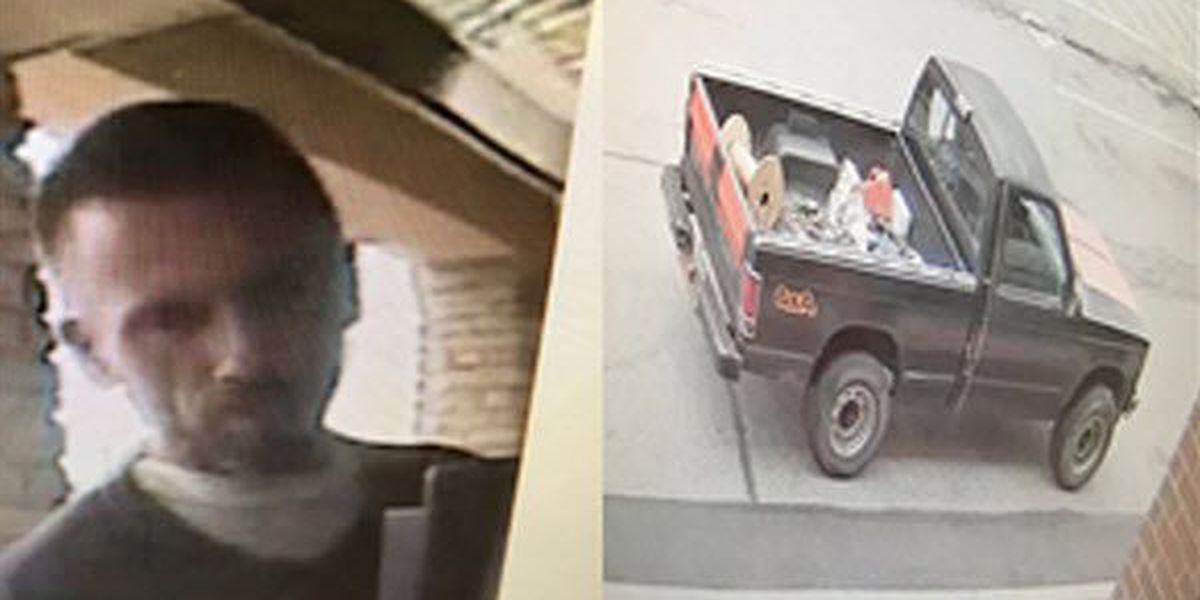Suspect wanted for robbing victim at Springfield Township ATM