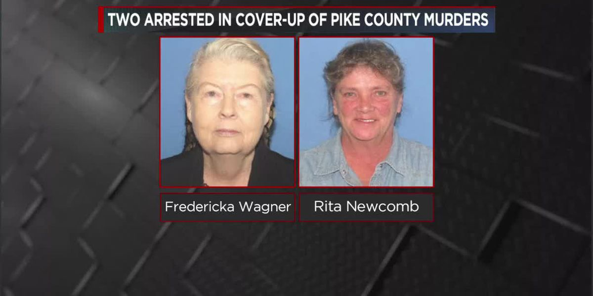 Two Pike County suspects due in court