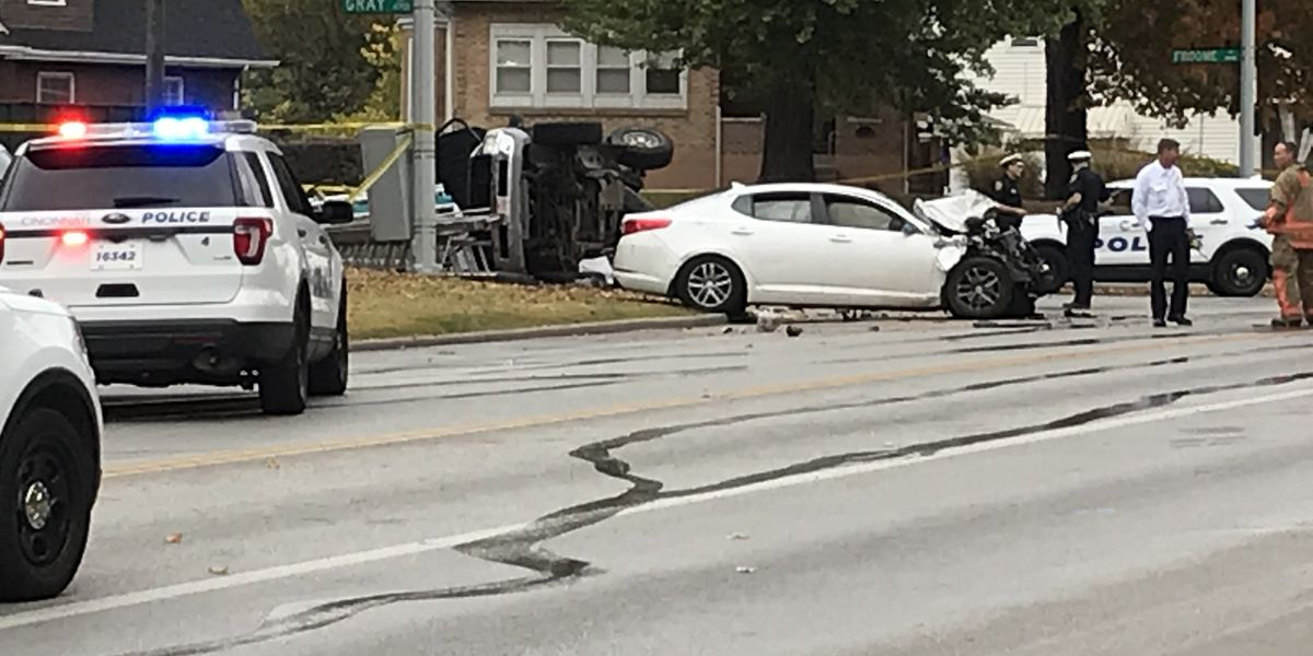1 dead, 2 taken to hospital after crash, police say