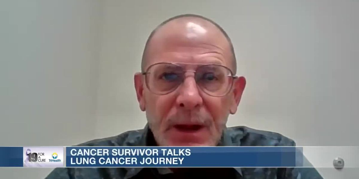 19 For a Cure: Cancer survivor talks lung cancer journey