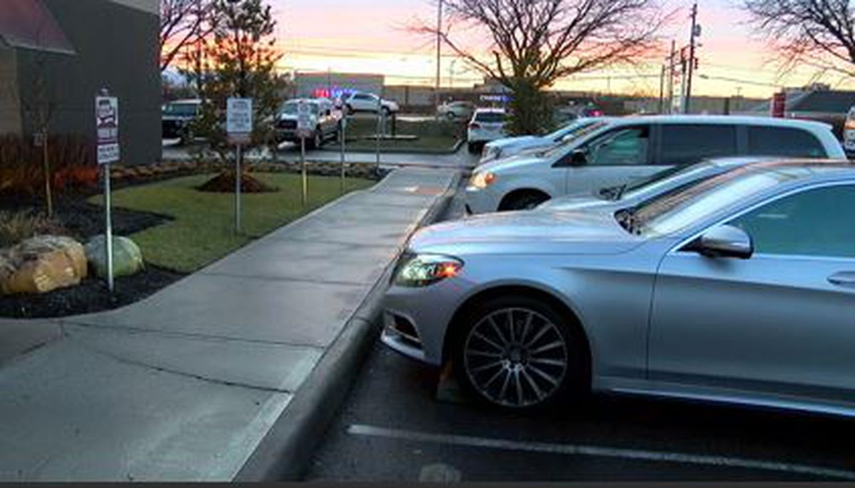 Waitress forced to Uber to work after new car stolen from restaurant parking lot