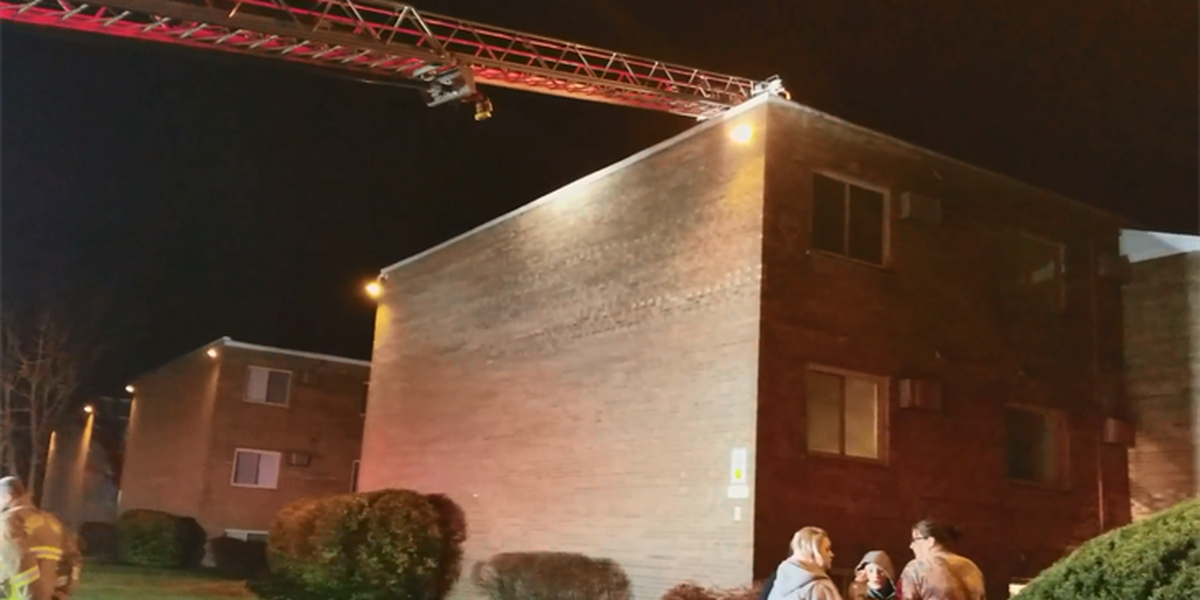 Neighbor rescues elderly woman from Cheviot fire