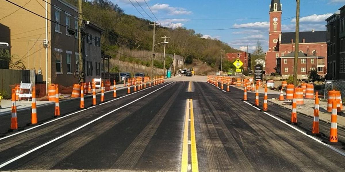 Riverside Drive reopens after repairs