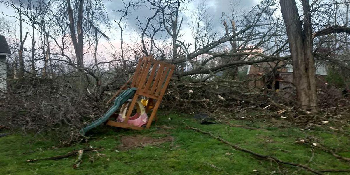 13 tornadoes struck Tri-State last Wednesday