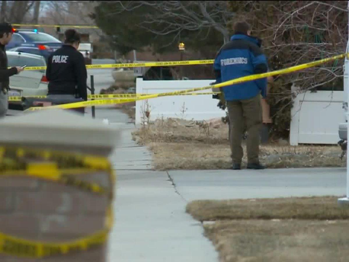 Funeral set for 4 family members slain in Utah; son arrested