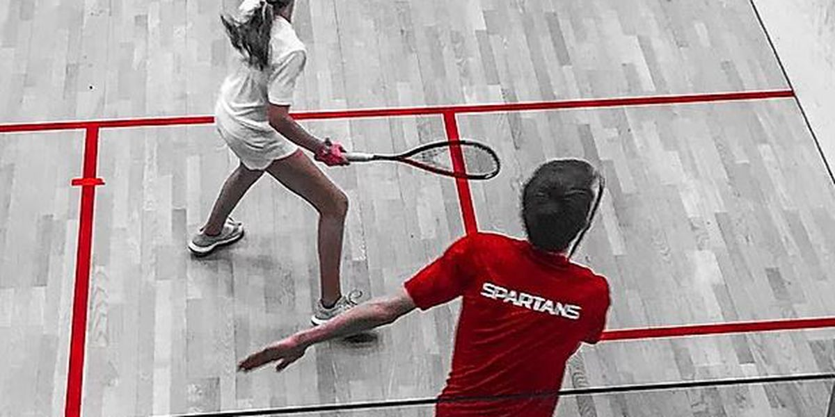 Keeping your New Year's resolution with T Squash Academy
