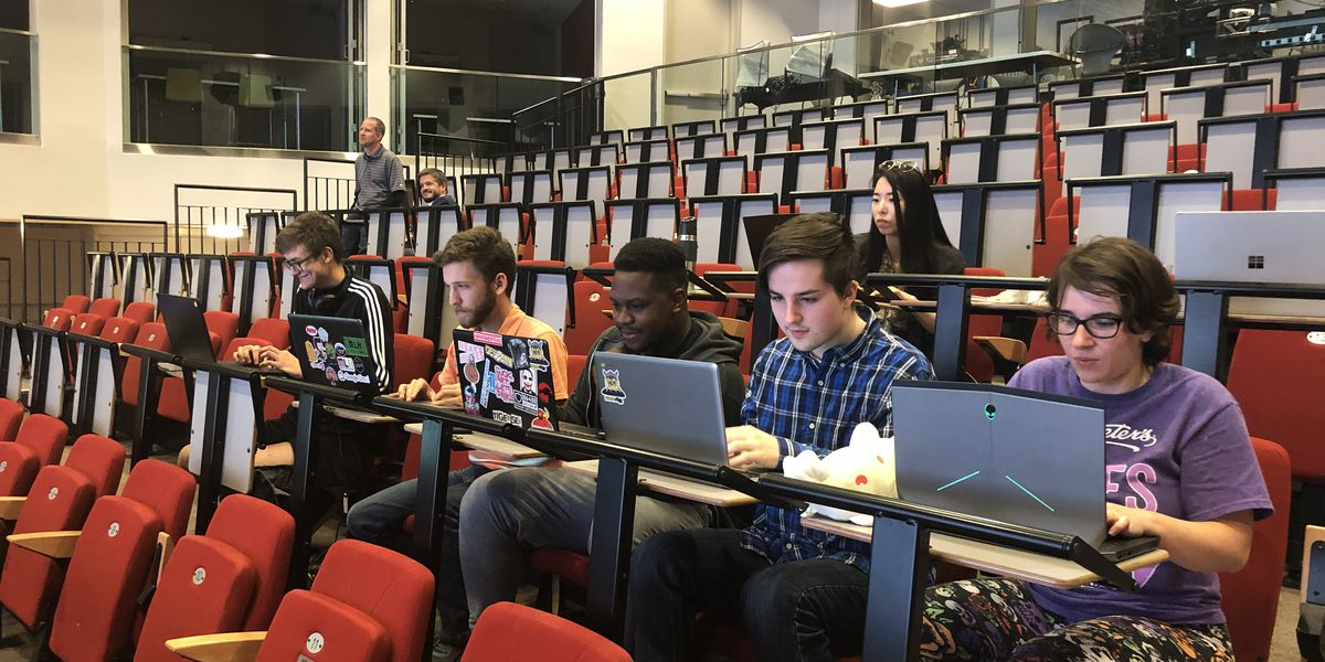 NKU students win cybersecurity competition