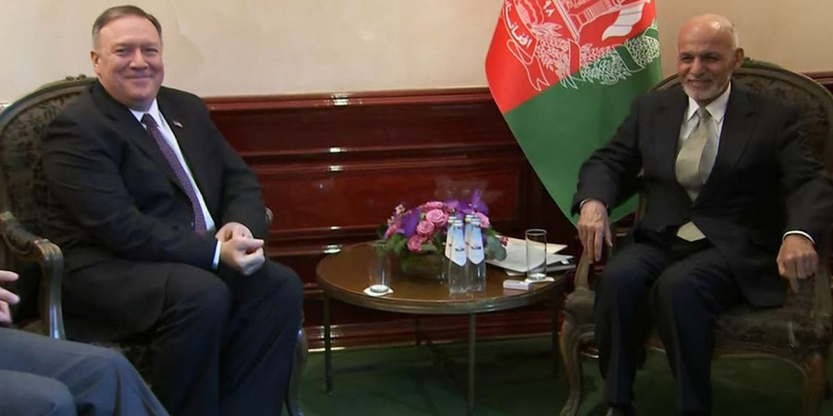 US: Taliban's 'reduction of violence' deal to start 'tonight'