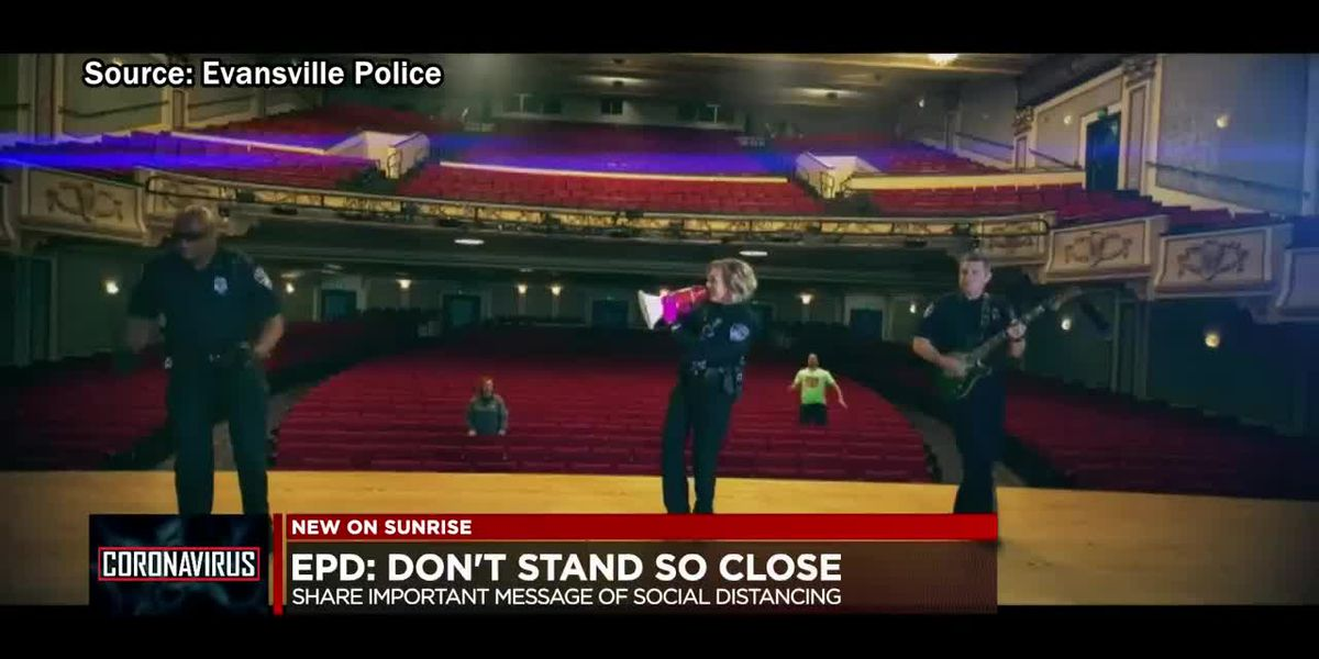 EPD: 'Don't Stand So Close'