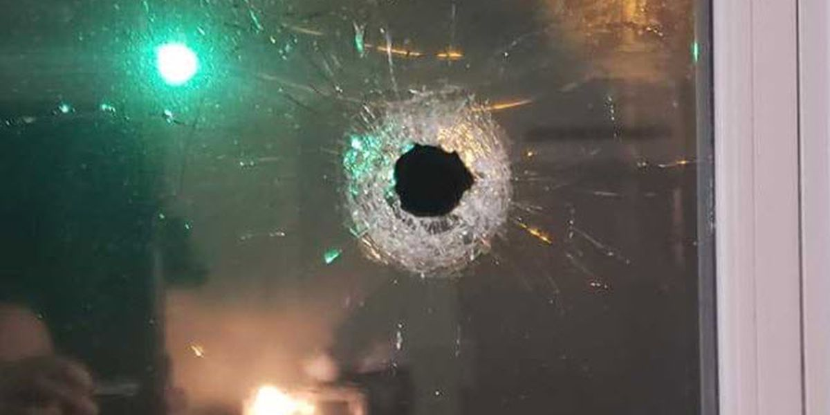 Bullet flies through Mt. Washington home: 'This has gotten a little too crazy'
