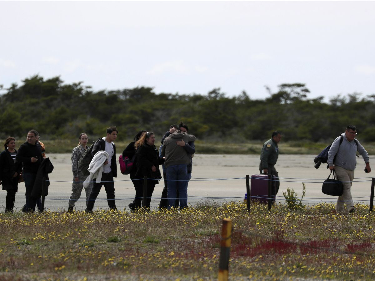 Chile: Plane that vanished en route to Antarctica found