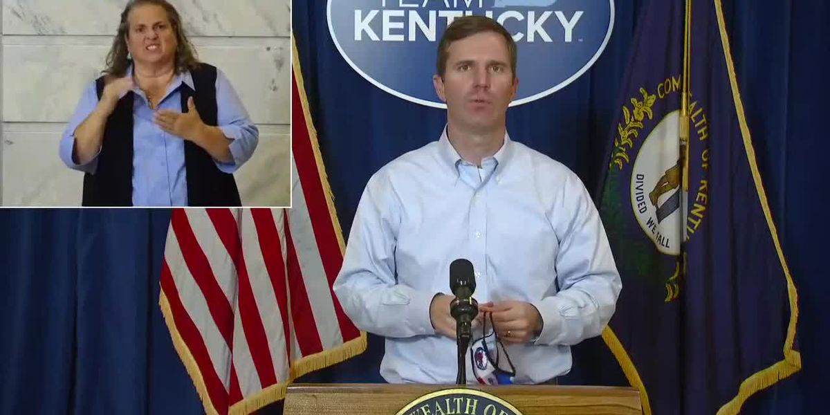 Beshear confirms 381 new cases of COVID-19 in Ky., 3 new deaths