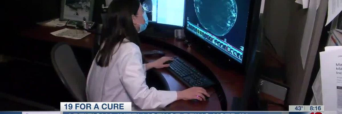 19 For a Cure: Artificial intelligence being used in mammography to fight breast cancer