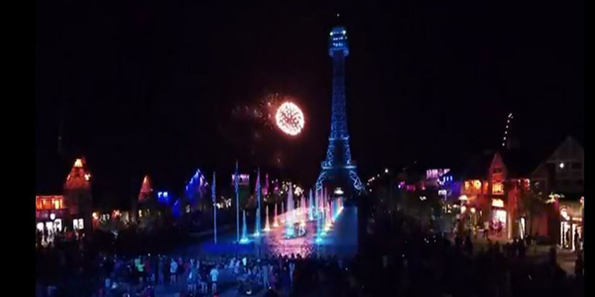 Kings Island fountain and fireworks show gets upgrade