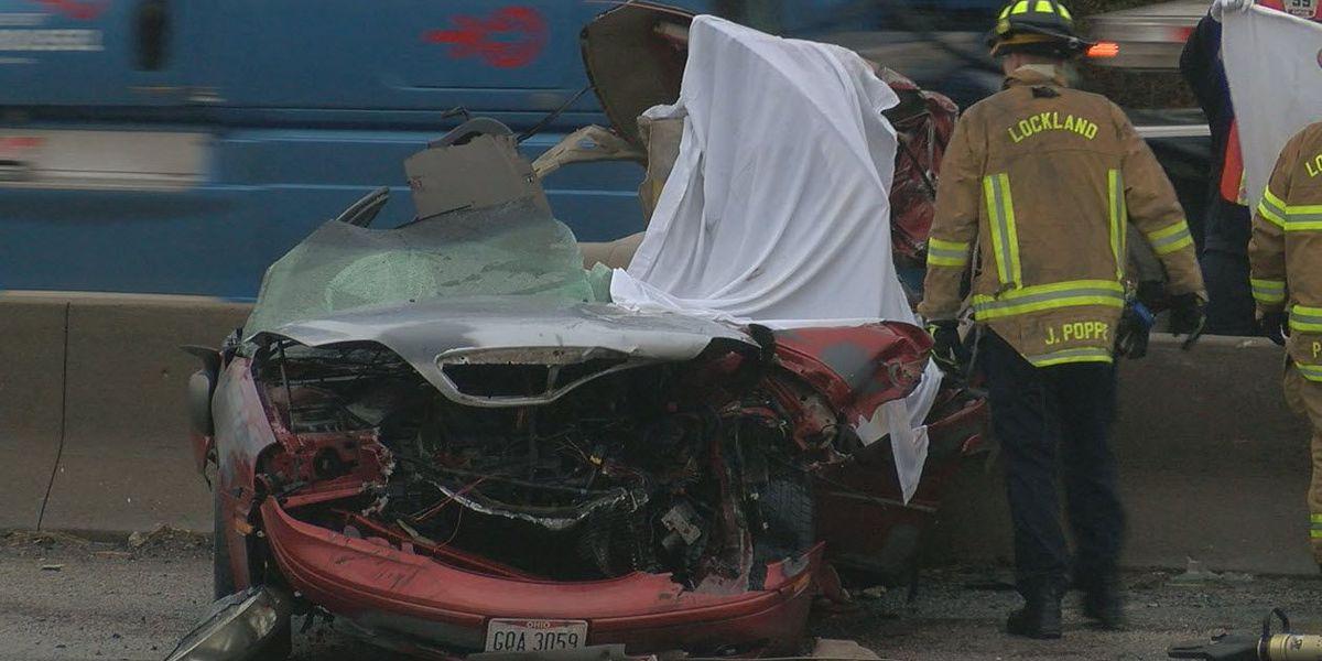 Coroner IDs woman killed in I-75 crash